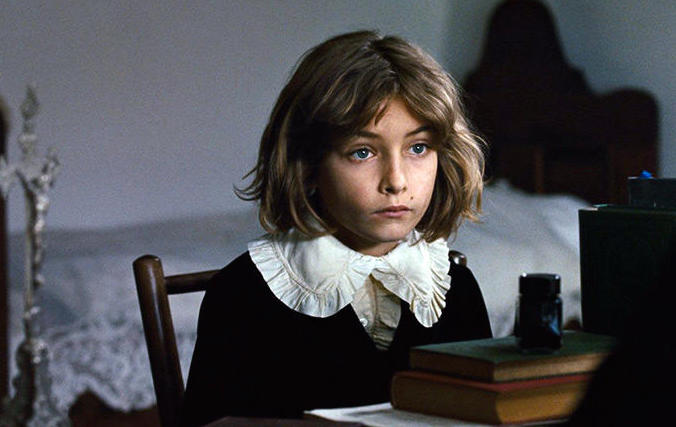 """The Childhood of a Leader"" de Brady Corbet."