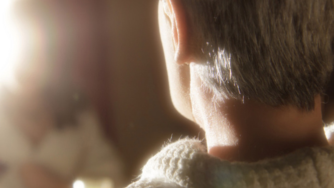 """Anomalisa"" de Charlie Kaufman y Duke Johnson."
