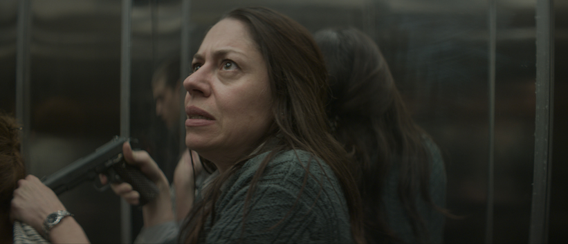 "Jana Raluy en ""Un monstruo de mil cabezas"" de Rodrigo Plá."