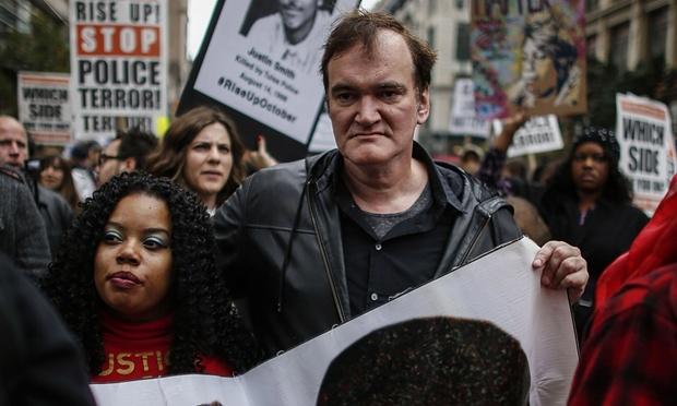 Tarantino_manifestación